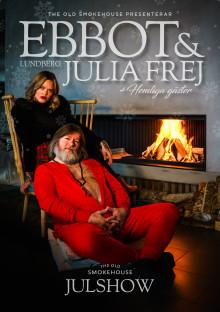 Välkommen till Ebbot Lundberg & Julia Frejs Julshow!