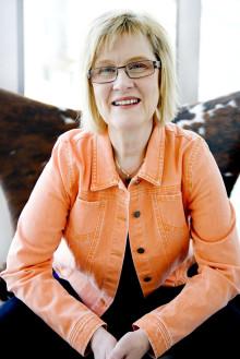 Marianne Cedervall på bokturné