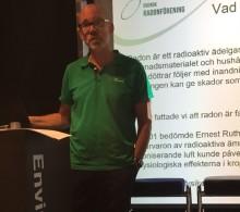 Svensk Radonförening framhåller vikten av radonbidraget i Almedalen