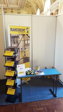 Ramirent mukana Vaasa Wind Exchange & Solar -tapahtumassa 15.-16.3.2016
