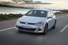 Volkswagens leveranser av laddbara bilar ökar