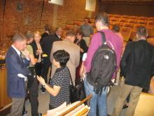 Stort intresse bland Astra Zeneca-forskare att starta företag
