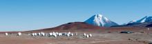 Superteleskopet Alma förbättras med svensk spetsteknik