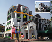 "Elephant Parade opens worlds first flagship ""Elephant Parade House"" in Chiang Mai, Thailand"