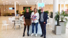 Bella Gulldén får Partilles ambassadörspris 2019