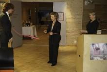 Royaler Besuch zur Eröffnung des nördlichsten Kunstmuseums der Welt