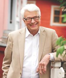Bo Ekman reflekterar under Sigtuna Litteraturfestival