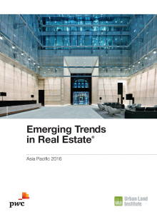 Report: Emerging Trends in Real Estate® Asia Pacific
