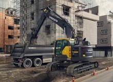 Volvo ECR145E und ECR235E – Spitzenleistung auf Jahre hinaus