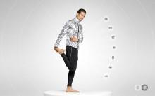 Björn Borg går 'all in' på Fashion Week med en extravagant spelinspirerad modevisning av Bea Åkerlund