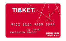 Resebyråkedjan Ticket stärker sitt erbjudande med e-finansiering från Resurs Bank