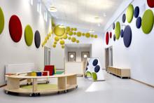 Lekolar inreder förskola anpassad för dagens pedagogik