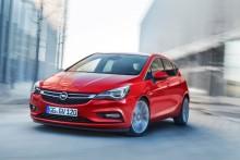 Nya Opel Astra: Mindre och lättare – men ändå större!