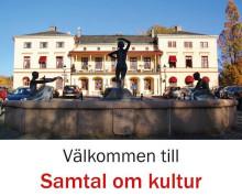 Lindesbergs kommun bjuder in till samtal om kultur