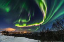 Canon Norge Profesjonell Fotograf Anders Hanssen lanserer fjernstyrt fotografering av nordlys.