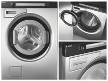 ASKO lanserer nye profesjonelle vaskemaskiner
