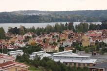Litet utbud av villor i Stockholms län
