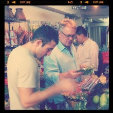 Wet Market Culinary Journey @ The Upper House Hong Kong