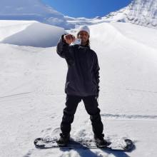Pat Burgener startet für Team Visa bei den kommenden Olympischen Winterspielen