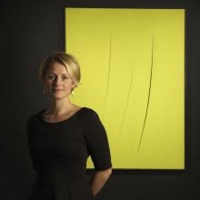 Stockholms Auktionsverk säljer verk av Lucio Fontana för 16,2 miljoner