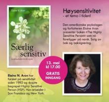 Invitasjon: Høysensitivitet - La sårbarhet bli en styrke!