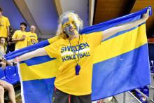 Basketfeber i Sverige - landskamp slutsåld på minuter