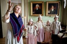 Höstlov på Gunnebo slott: mysiga och kusliga aktiviteter