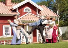 Flere danskere besøger svenske forlystelsesparker
