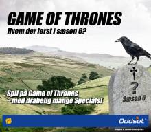 Jyderne spillede mest på Game of Thrones.