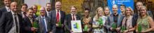 Hållbara skolor, samverkan kring flerbostadshus och stadsutvecklingsengagemang i fokus när Sweden Green Building Awards delades ut