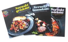 Svenskt Kött lanserar nya broschyrer med kunskap och inspiration