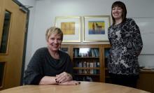 Leading academics receive prestigious award