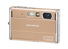 Olympus µ 1050 SW Guldkameran - Råstyrka och elegans smälter samman