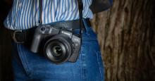 Ta steget inn i Canon EOS Rs kreative verden med det nye kompakte, fullformatkameraet EOS RP