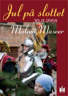 Jul på slottet 2008 - program