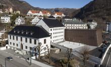 Vedtak om fredning av Statsarkivet i Bergen