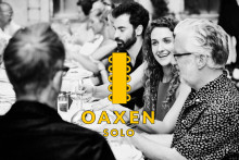 Oaxen Krog & Slip introduces solo-eating with a twist