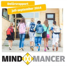 Mindmancer delårsrapport juli-september 2014