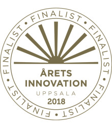 Cavidi finalists in Uppsala Innovation Award 2018