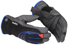 New gloves from Guide developed to provide a good grip in rain and cold conditions