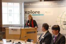 Utbildningstävlingen xplore New Automation Award startar igen