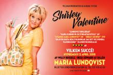 "Maria Lundqvist ""Shirley Valentine"" Av Willy Russel, Regi: Edward Af Sillén på Lorensbergsteatern!"