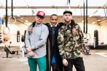"""Djämes Braun og Barbara Moleko udgiver ny single - """"Kvinder og Kanoner"""" ude i dag!"""