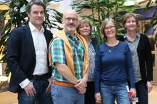 Skåne universitetssjukhus och Akademiska granskar varandra för en mer barnanpassad vård