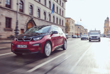 BMW Group solgte over 140.000 elektrificerede biler i 2018