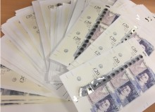 """Industrial scale"" forger caught after £20 used in high street sandwich shop"
