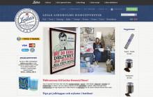 Leila´s General Store, e-butiken med rätt design och effektivt orderflöde