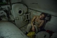 Se traileren til den nye danske katastrofefilm CUTTERHEAD!