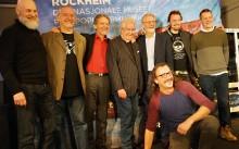 Dizzie Tunes, Raga Rockers og Popol Ace innlemmes i Hall of Fame