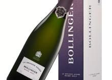 Världspremiären för Bollinger La Grande Année Rosé 2007 sker i Sverige